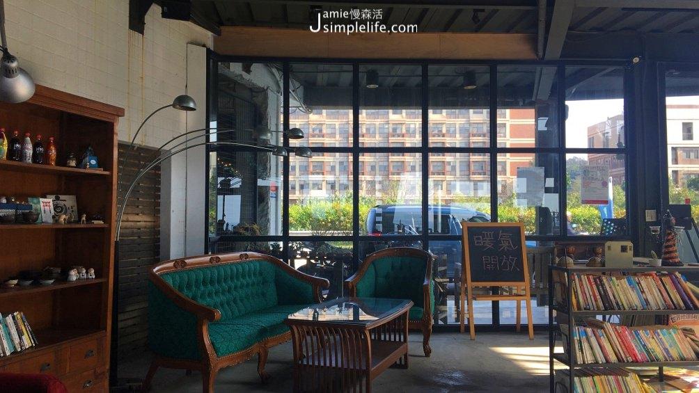 新北|三芝咖啡 × 留夏Stay cafe,留下甜而不膩的湛藍光景 @JAMIE慢森活