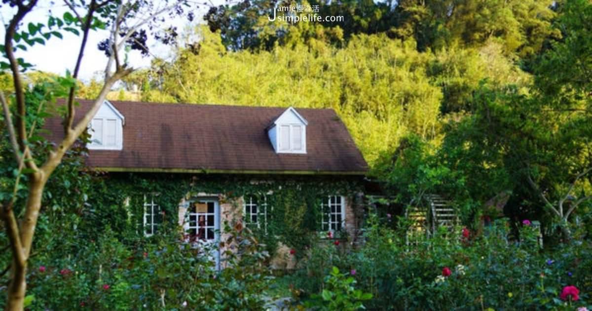 桃園大溪|Rose Valley 玫瑰山谷,置身於仙境童話般的奇遇